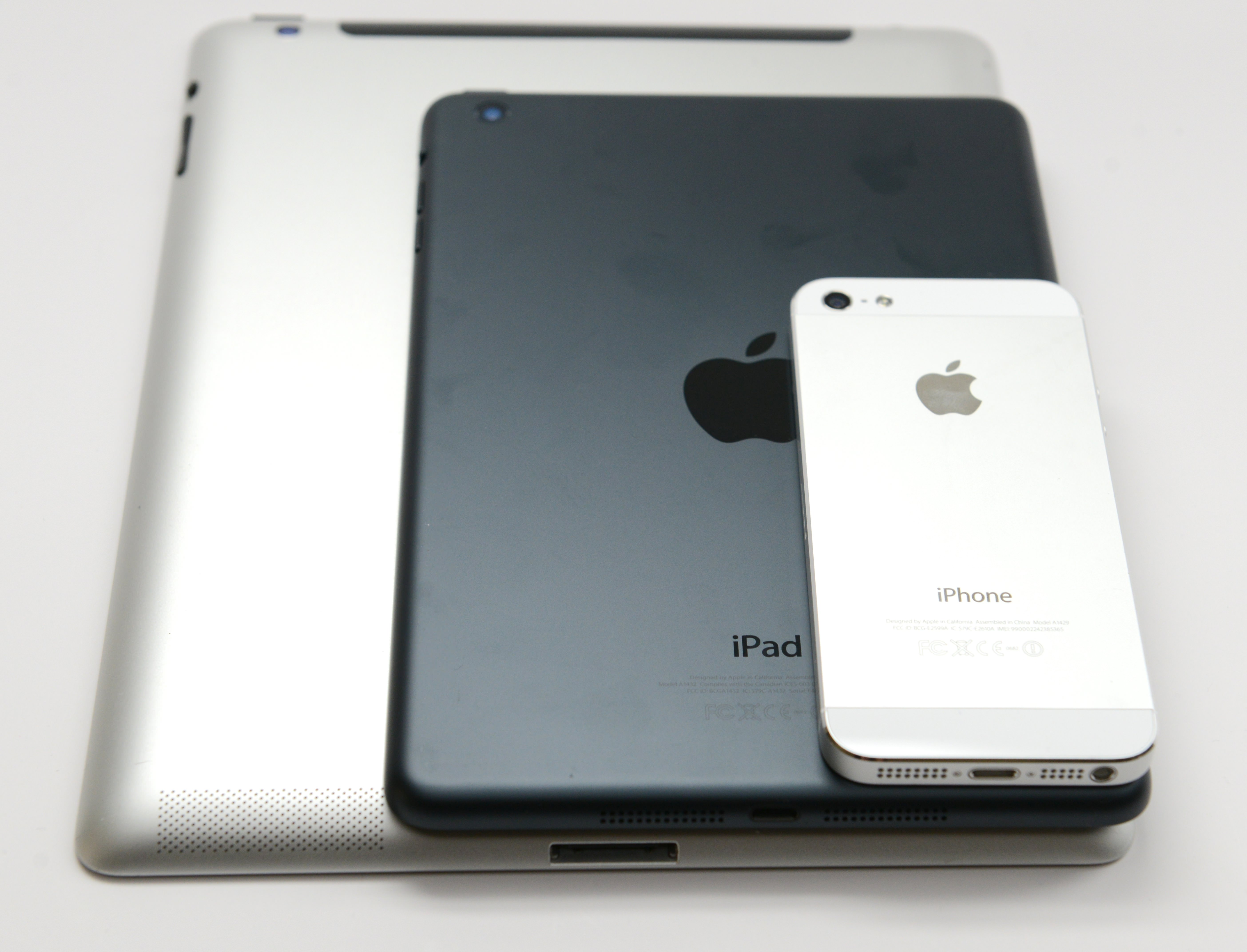 New iPad and iPhone in September