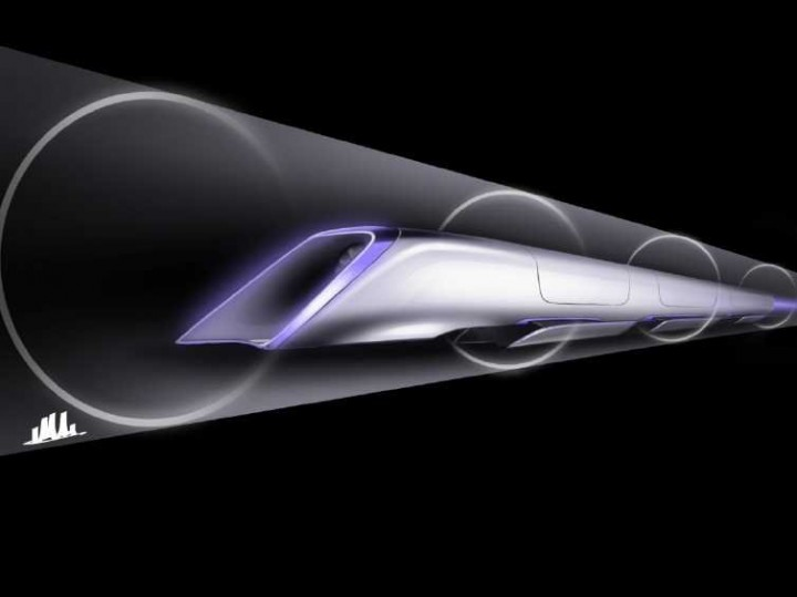 Elon Musk's Hyperloop - High Speed Inter-City Transportation-01