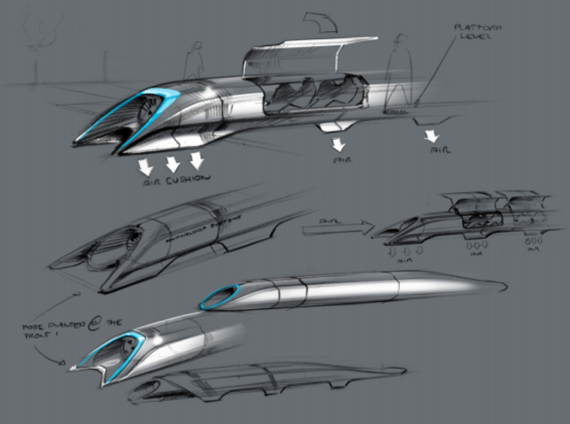 Elon Musk's Hyperloop - High Speed Inter-City Transportation-02