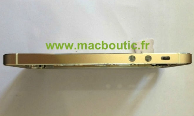 Gold iPhone 5S Shown Off in Pictures-02