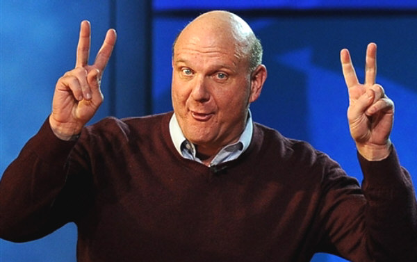 Microsoft CEO Steve Balmer to retire within the next 12 months