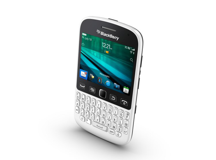 New BlackBerry 9720 announced running BlackBerry 7.1