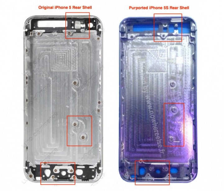 iPhone 5S Changes Compared in Newly Leaked Back Panel Images-02
