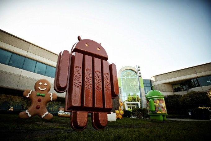 Google confirms Android Kit Kat