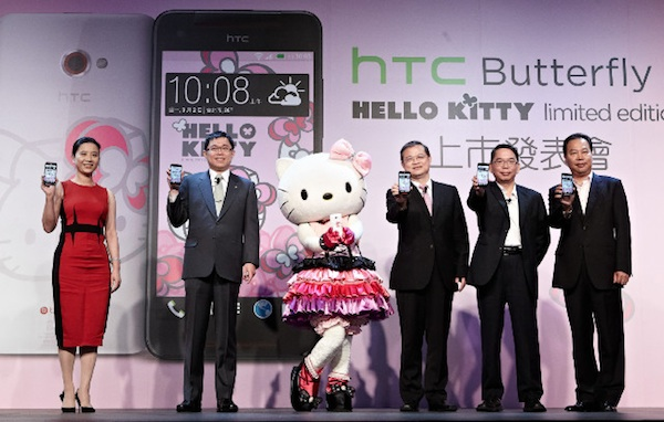 HTC Butterfly S unveils limited edition Hello Kitty-02