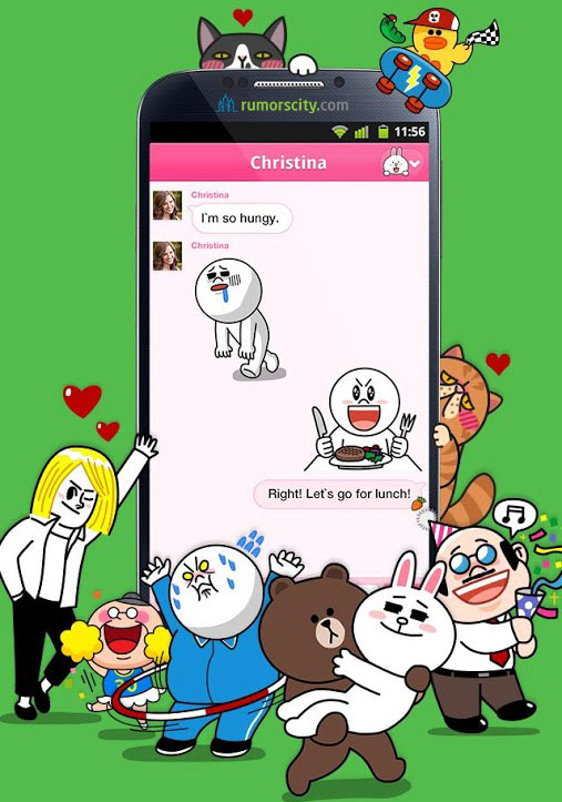 How-to-download-line-stickers-for-free-on-Android