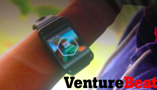 Samsung Galaxy Gear smartwatch leaked prototype