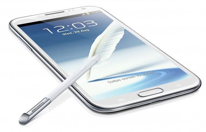 Samsung Galaxy Note 3 may come with fingerprint sensor