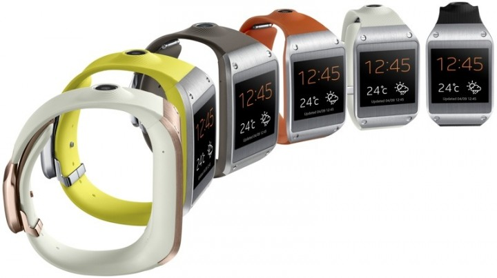 Samsung unveils Galaxy Gear smartwatch at IFA 2013