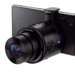 Sony announce QX10 and QX100 Cyber-shot lenses