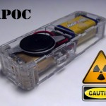 Unboxing of APOC Mini Radiation Detector