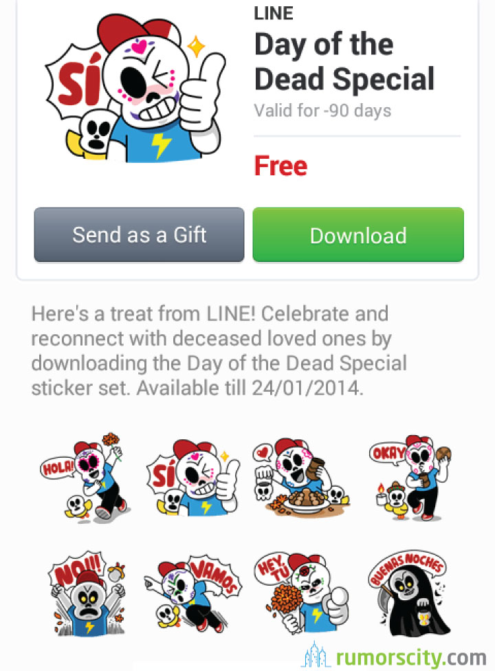 Day-of-the-Dead-Special-Line-sticker-in-Mexico-and-USA-02