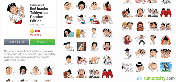 Ike!-Inachu-Takkyu-bu-Passion-Edition-Line-sticker-in-Thailand-Paid-02