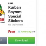 Kurban-Bayram-Line-sticker-in-Turkey