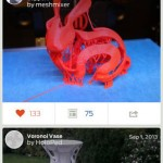 Makerbot Thingiverse launches first iOS app for 3D printing projects-02