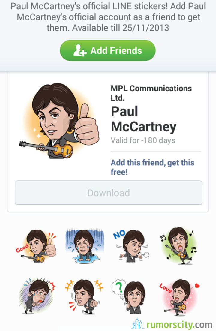 Paul-McCartney-Line-sticker-in-Thailand-02