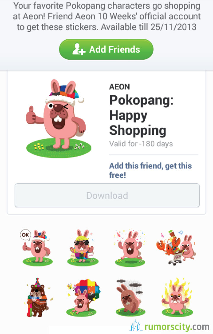 Pokopang-Happy-Shopping-Line-sticker-in-Japan-02