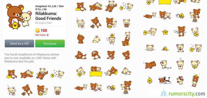Rilakkuma-Good-Friends-Line-sticker-in-Thailand-Paid-02
