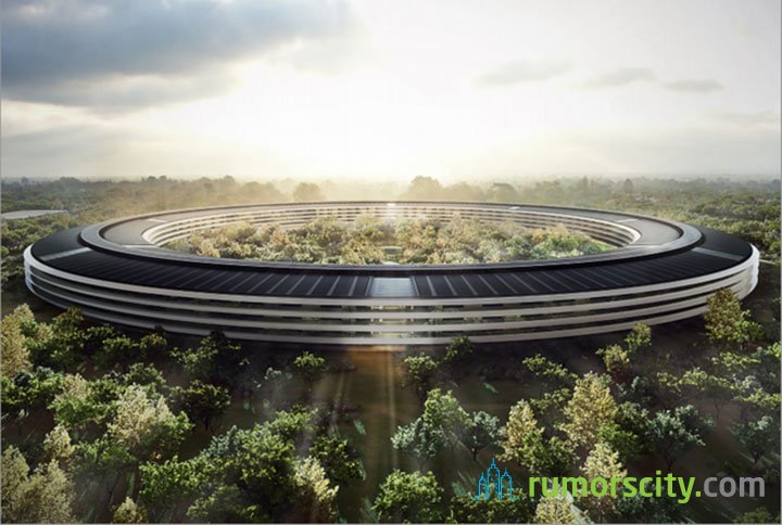 Apple's-'spaceship'-campus-gets-final-approval-in-Cupertino