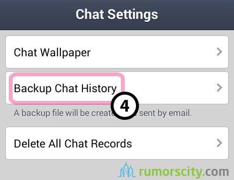 ... backup and restore Naver LINE chat history on Android without rooting