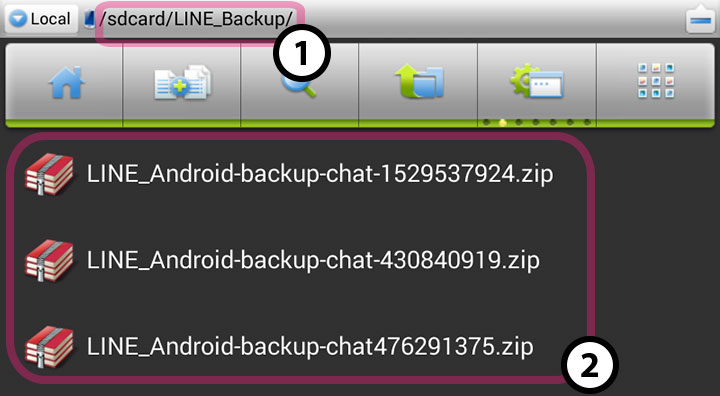 How-to-backup-and-restore-Naver-Line-chat-history-on-Android-09