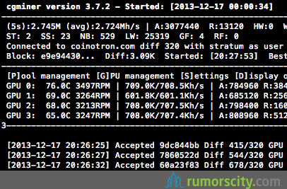 Cgminer 4.10 windows 7 64