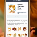 Mannings-Meow-Line-sticker-in-Hong-Kong