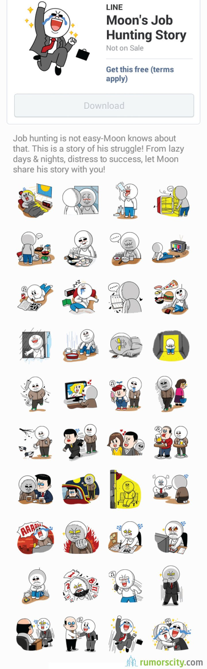 Moons-Job-Hunting-Story-Line-sticker-in-Egypt-01