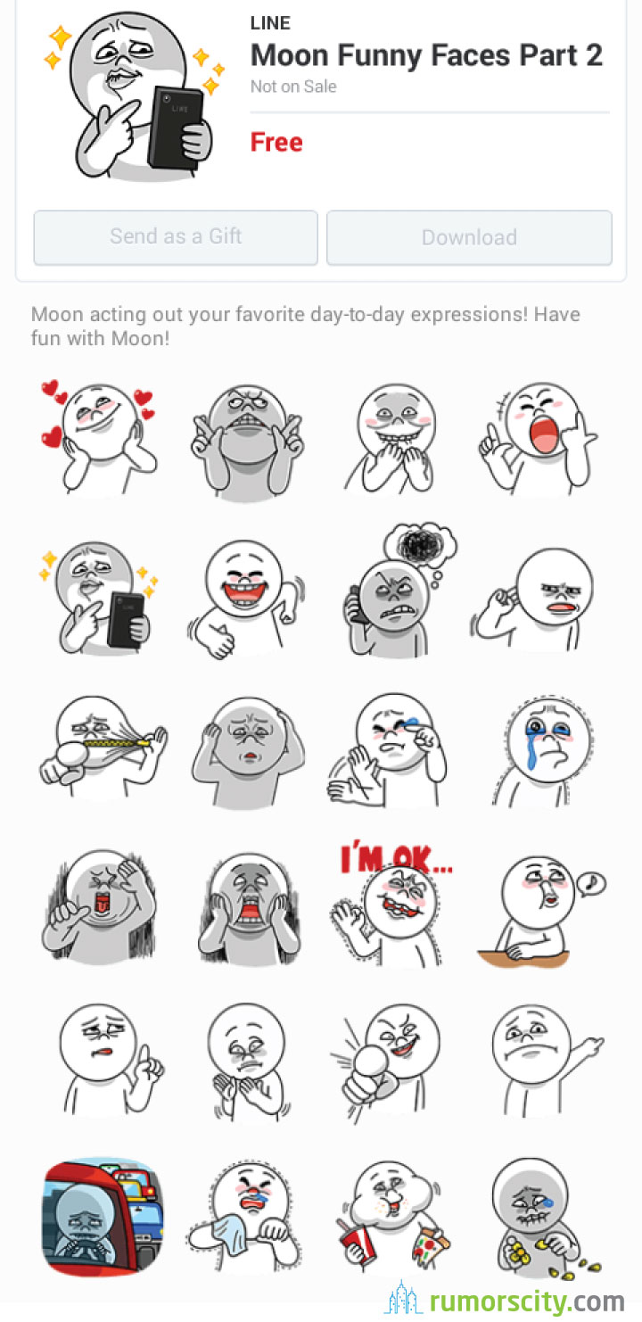 Moon-Funny-Faces-Part-2-Line-sticker-in-Brazil-01