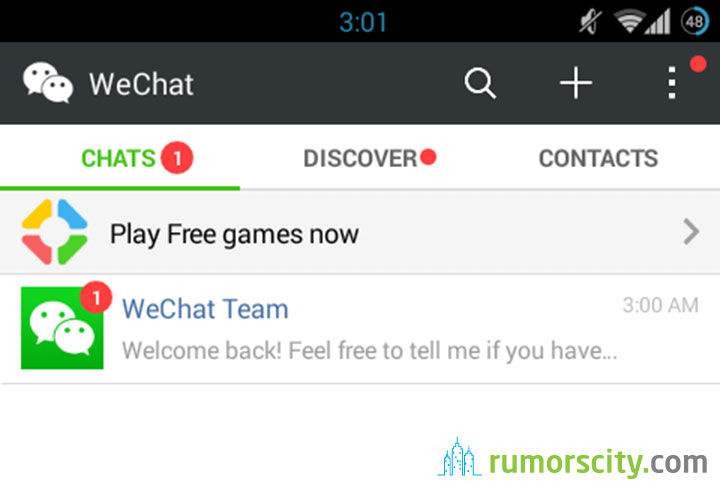 how to create wechat account on pc