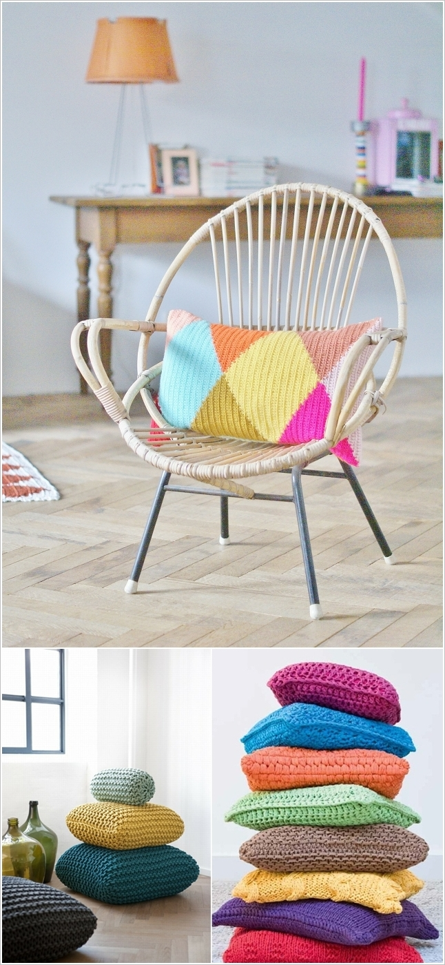 10 Ideas To Decorate With Knitted Items-04