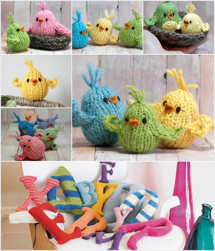 10 Ideas To Decorate With Knitted Items-06
