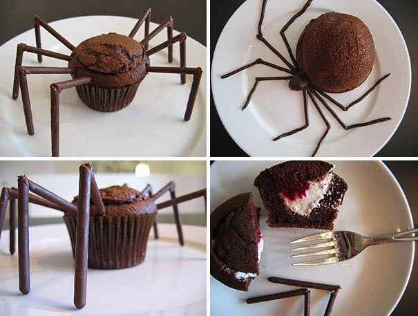 Spooky Halloween Cupcakes That Is Suspiciously Delicious-07