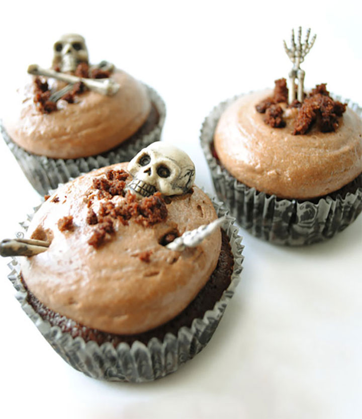 20 Spooky Halloween Cupcakes That Is Suspiciously Delicious