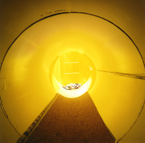Transverse Tunnel, Salt Lake City, Utah
