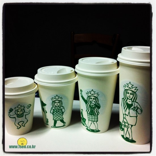 This Guy Has A Range Of Starbucks Cup Collection You Will Be Amazed At What He Did With Them-01