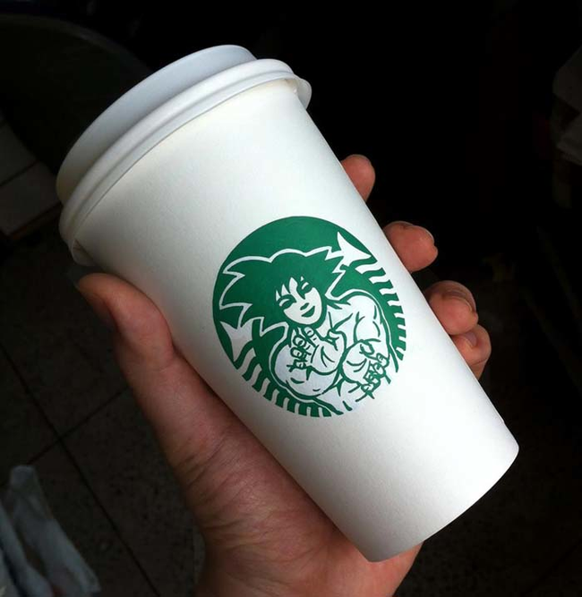 This Guy Has A Range Of Starbucks Cup Collection You Will Be Amazed At What He Did With Them-05