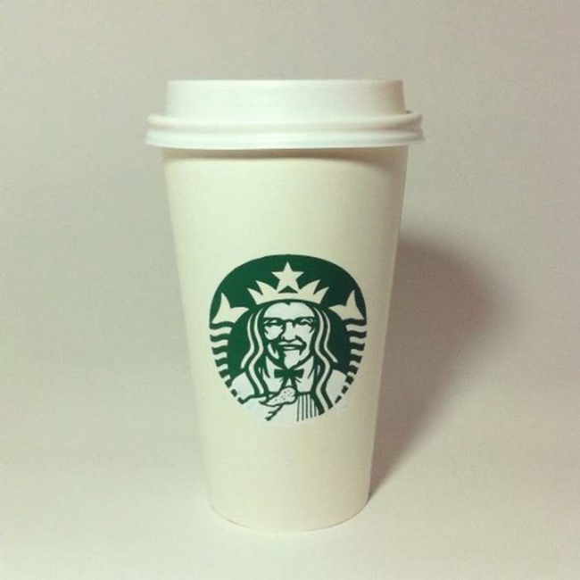 This Guy Has A Range Of Starbucks Cup Collection You Will Be Amazed At What He Did With Them-09
