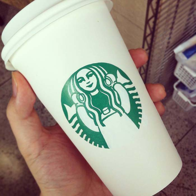 This Guy Has A Range Of Starbucks Cup Collection You Will Be Amazed At What He Did With Them-10