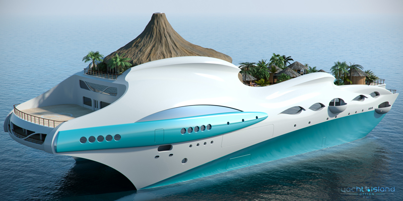 Top 5 Luxury Yachts In The World