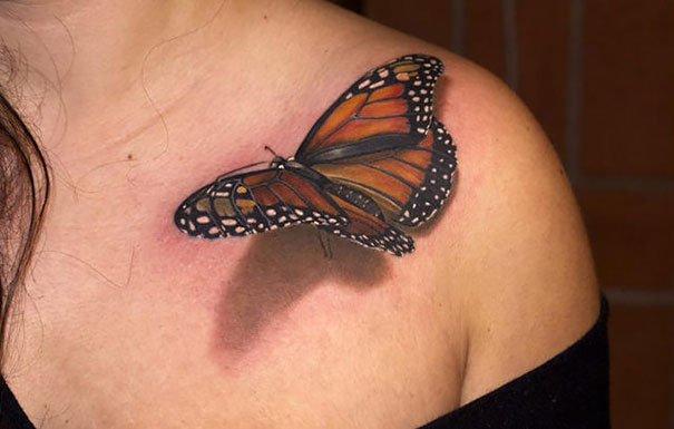 3D Tattoos That Are So Realistic That It Will Blow Your Mind-08
