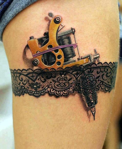 3D Tattoos That Are So Realistic That It Will Blow Your Mind-11