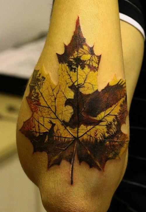 3D Tattoos That Are So Realistic That It Will Blow Your Mind-13