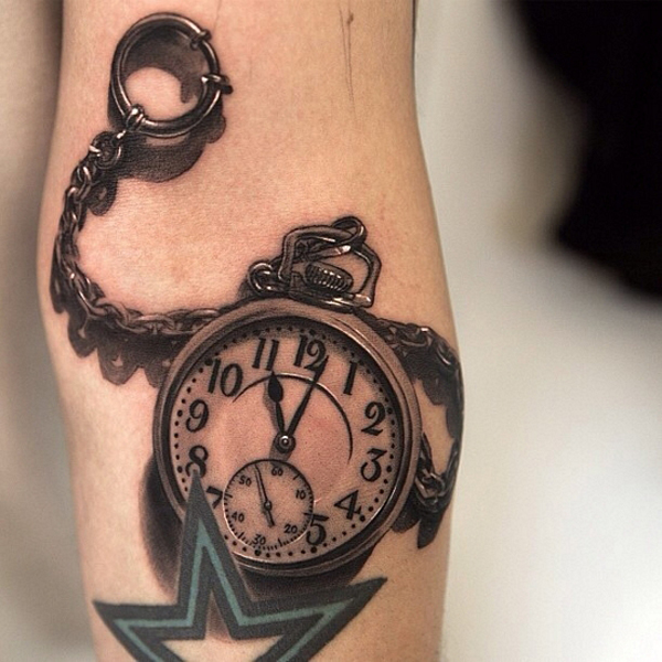 3D Tattoos That Are So Realistic That It Will Blow Your Mind-15