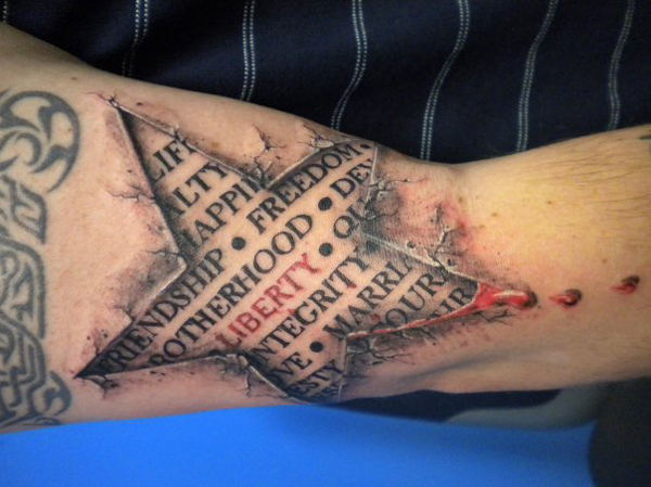 3D Tattoos That Are So Realistic That It Will Blow Your Mind-17