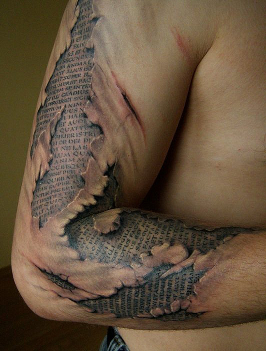 3D Tattoos That Are So Realistic That It Will Blow Your Mind-21