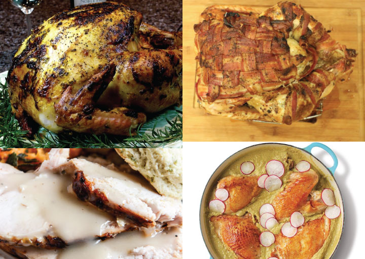 16 different ways to cook a delicious thanksgiving turkey