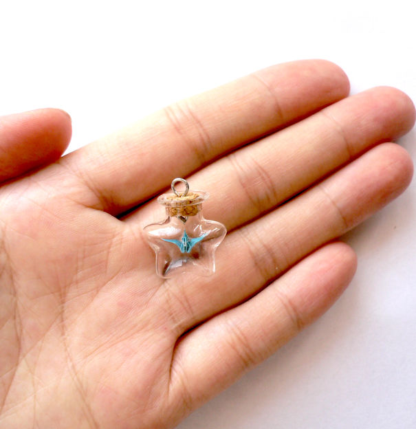 These Tiny Origami Are Unbelievably Small Yet They Are So Perfect-04