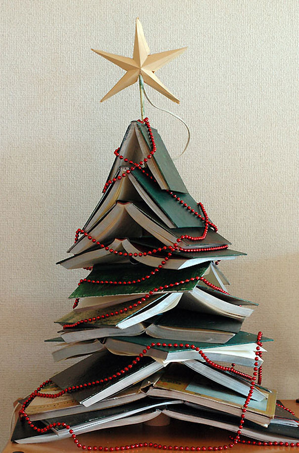 Creative DIY Alternative Christmas Tree-04