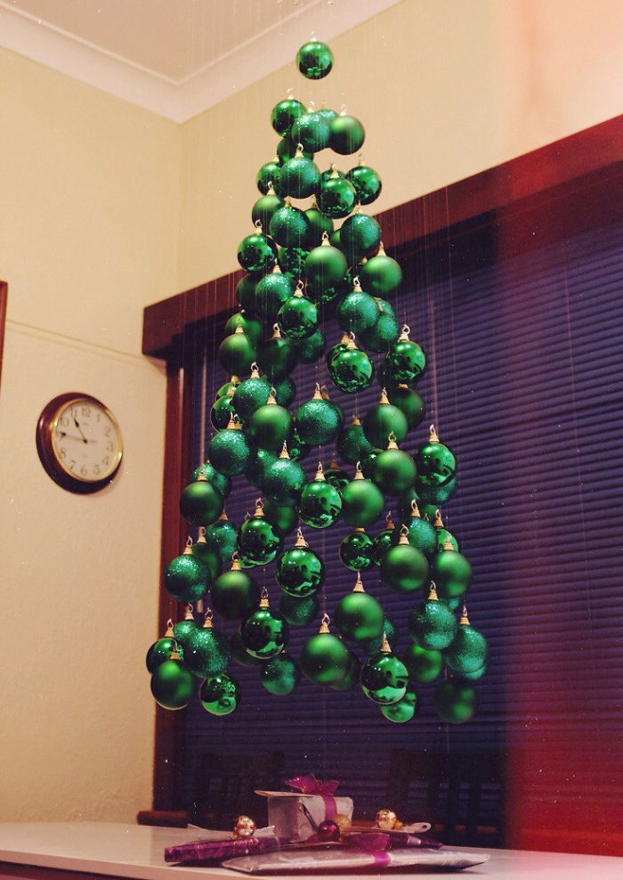 Creative DIY Alternative Christmas Tree-08